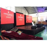 Wide View Angledigital LED Display for Magic Stage , Programmable LED Signs Manufactures