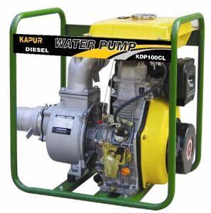 """Diesel Water Pump, 2"""", 3"""", 4"""" Manufactures"""
