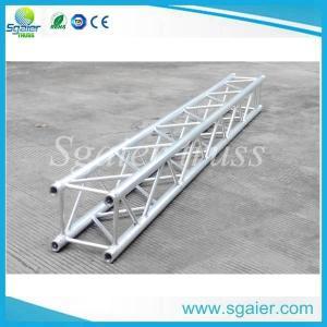 China Top quality competitive price 290mm aluminum frame truss structure/Event Aluminum Spigot/Bolt Truss on sale