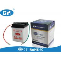China Lightweight 6v 4ah Rechargeable Battery , 6 Volt Sealed Lead Acid Battery on sale
