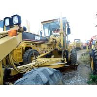 China USED CATERPILLAR MOTOR GRADER 140H FOR SALE on sale