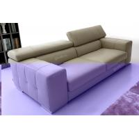 China Italian Thick Top Grain Luxury Leather Sofas , Living Room leather Sofa Set on sale