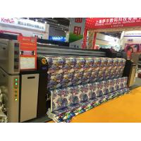 3 Epson Head Sublimation Digital Printing Machine For Fabric Continuous Ink Supply Manufactures