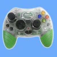 Xbox Macro Controller with Rubberized Handgrip and Dual-Shock Function Manufactures