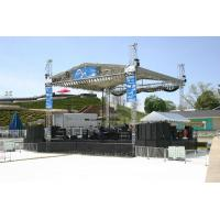 Aluminum Stage Truss Performance Equipment / Aluminum Square Truss Manufactures