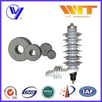 Quality 54KV 5KA Class 2 Metal Oxide Lightning Arrester For High Voltage Circuit , Self Standing for sale