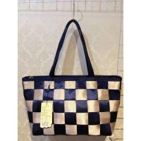 Nylon handbag bag shoulder bag Plaid Manufactures