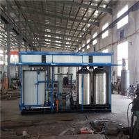 China Steel Plate Two Soap Tanks Bitumen Emulsion Machine For Construction Works on sale