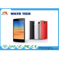 WU45 4.5 inch Mobile Phones Android , 4.5 Inch Display Smartphones 4.4 MT6582 512MB 4G 5Mp Manufactures