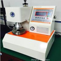 Single - Chip Microcomputer Digital Bursting Strength Tester With LCD Display Manufactures