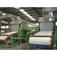1-5 TPD small model toilet paper machin Manufactures