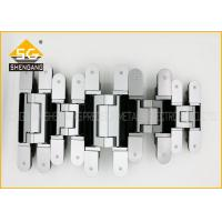 180 Degrees Heavy Duty German Hinges / 3D Adjustable Concealed Hinge For Wood Entry Door Manufactures