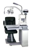 Ophthalmic Unit With Table and Chair for One Instrument Arm Liftable GD7506 Manufactures