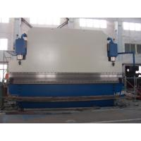 CNC Hydraulic Steel Plate Press Brake Machine , Metal Sheet Bender Machine 160 x 3200 Manufactures