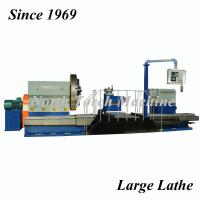 China Horizontal Cnc Heavy Duty Lathe Full Automatic For Cylinder Easy To Operate on sale