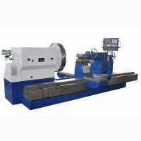 Fully Automatic CNC Automatic Lathe Machine , Large CNC Roll Grinding Machine Manufactures