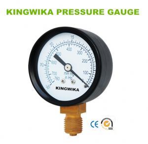 vacuum compound pressure gauge Manufactures