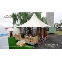 Outdoor Luxury Hotel Tent 5x5m For Sale Manufactures