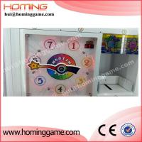 China New coin operated lucky shooting star crane claw vending toy prize game machine(hui@hominggame.com) on sale