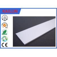 China 50mm Width T5 Aluminium Flat Bar For Home Decoration Extruded Aluminum Parts on sale