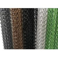 Hot Item DIY Aluminum Chain Link Curtain Manufacturers and Factory Manufactures