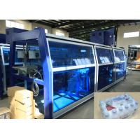 PE Film Automatic Plastic Bottle Drinking Water Juice Beverage Shrink Wrapper Machine Manufactures