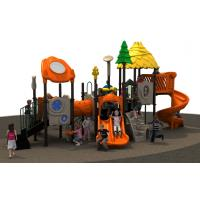 Aluminum Outdoor Playground Equipment With ASTM Certificate Manufactures