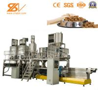 Industrial Food Processing Equipment , Dog Food Maker Machine Field Installation Manufactures