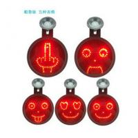 China Middle finger battery-powered lamp with LED high brightness on sale