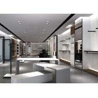 Quality Modern Fashion Style Retail Display Fixtures Men Clothing Display Systems for sale