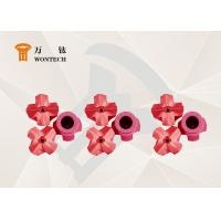 Top Grade Tungsten Carbide Taper Button Bit For Fast Speed  Anchoring Manufactures