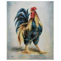 China contemporary modern animal oil painting on sale