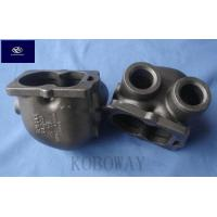 China Lost Wax Investment Casting Metal Parts Ductile Cast Iron Water Pump Parts on sale