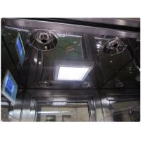 Quality Automatic Blow Cleanroom Air Shower / Air Shower Room With Interlock Swing Door for sale