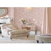 Buy cheap Non Woven Embossing Country Style Wallpaper Mould Proof For Home Decoration from wholesalers