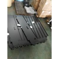Bending Floating Roof Tank Parts , Customized External Floating Roof Tank Seals Manufactures
