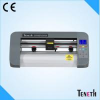 Sticker Paper Cut Mini Cutting Plotter Machine PU PVC Vinyl Cutter / A3 A4 Size Desktop Cutting Plotter Manufactures