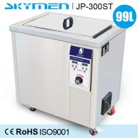Industrial Plastic Mould Ultrasonic Cleaning Machine 40khz With Free Basket  , 100 Liter Manufactures