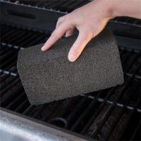 removes stubborn stains crepe abrasive pumice stone, grill brick Manufactures