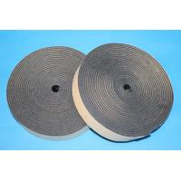 Quality 5mm Sealing Rubber Foam Tape Sticky Black Soundproof Acoustic Insulation for sale