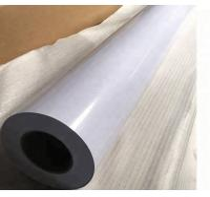 Pvc Self Adhesive Cold Laminating Film Anti - Ultraviolet Erosion Slow Fade Manufactures