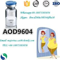 Quality Aod9604 Weight Loss Peptides Muscle Gaining Human Growth-Hormone for Bodybuilding  221231-10-3 for sale