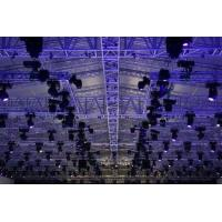 Quality 400*600MM Aluminum Light Stage Lighting Truss Systems For Meeting Room for sale