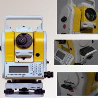 Measured Survey Equipment ZTS-360R No prism Total Station Manufactures