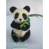 Buy cheap Handicraft panda,size:13×12.5×20cm,High quality with competitive price from wholesalers