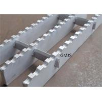 China Non Slip Stainless Steel Plate / Non Slip Steel Grating Nature Anodized Surface Treatment on sale