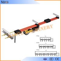 PVC Seamless Copper Conductor Rail System Overhead Monorail Systems Manufactures