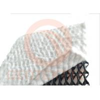 High Permeability Geocomposite Drainage Net For Underground Drainage 2 - 4m Width Manufactures