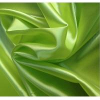 Lean Textile 100D shiny waterproof 100% polyester stretch satin fabric Manufactures
