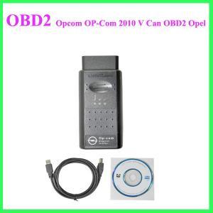 Opcom OP-Com 2010 V Can OBD2 Opel Manufactures